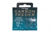 Carbon Feeder Spade Ends To Nylon (MicroBarbed)