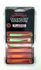 Korum Snapper Dropshot Minnows Fluoro 5cm