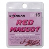 Red Maggot Spade Ends Micro Barbed